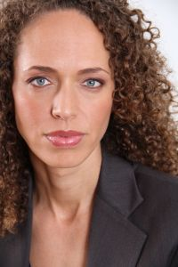 Teacher, performer, writer Fanshen Cox performs her show, ONE DROP OF LOVE, produced by Ben Affleck and Matt Damon.