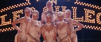 Pearl Babes from The Producers.