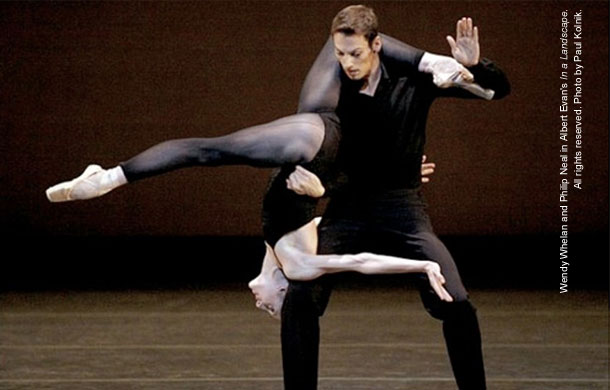 Philip and Wendy Whelan
