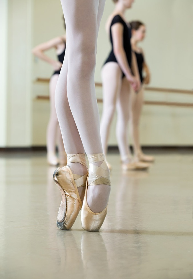 Ballet Dirty Shoe Cover 1