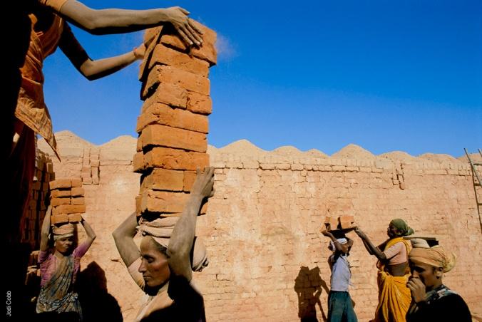 Brick Slaves, India, 2002