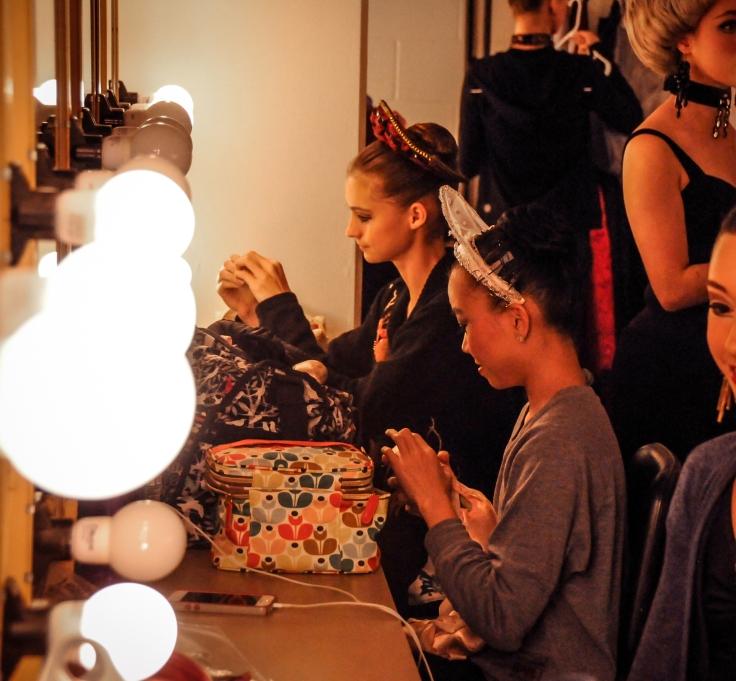 dance - makeup