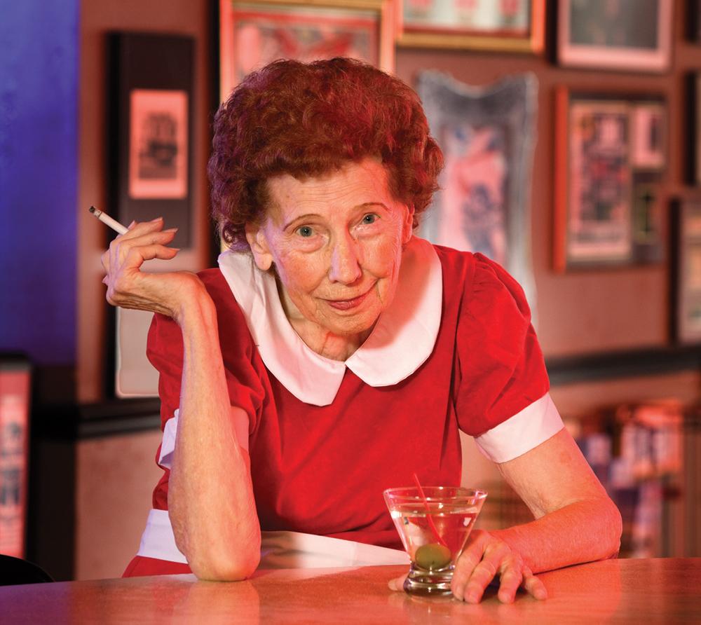 Annie Forbidden Broadway ©Rob Harris 9416