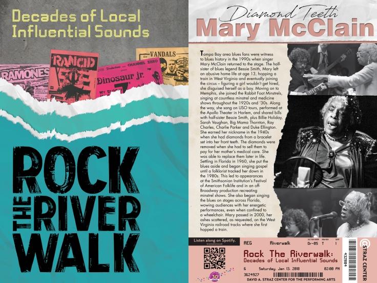 Riverwalk collage