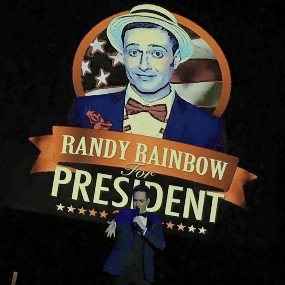 randy for prez