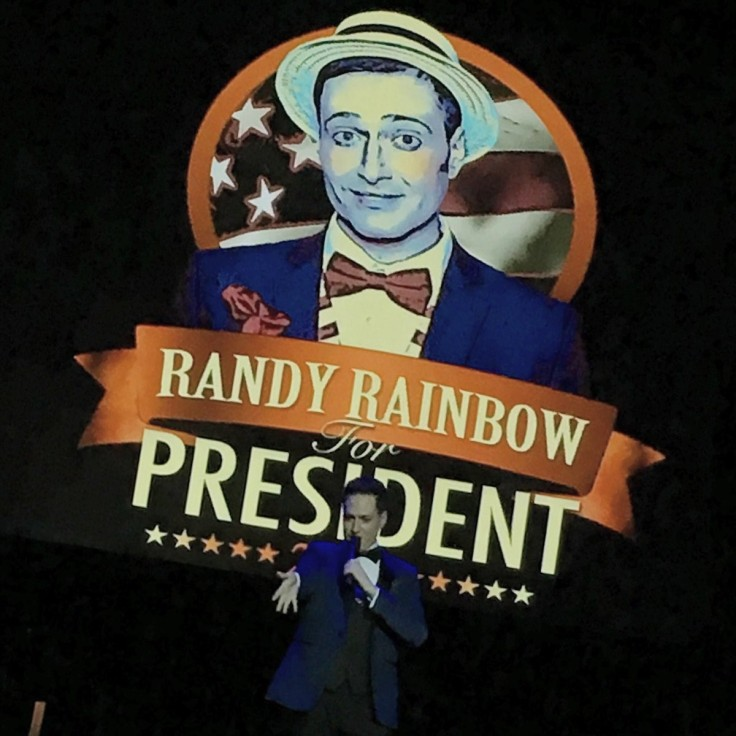 randy for prez