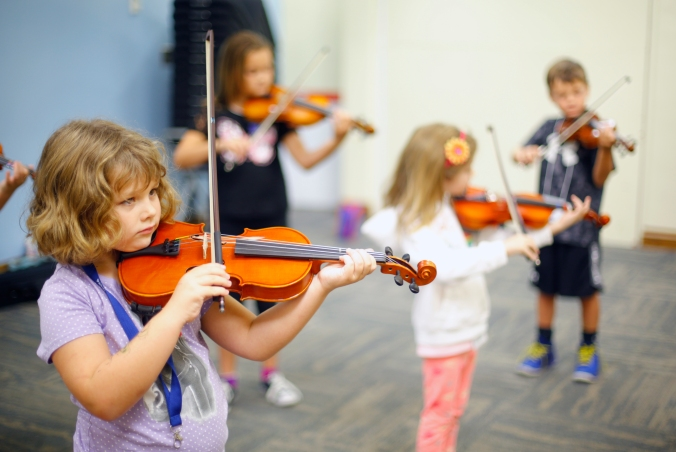 Suzuki Violin Camp (1)