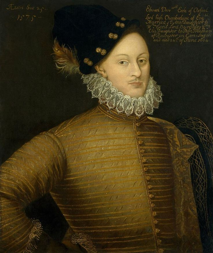 earl of oxford