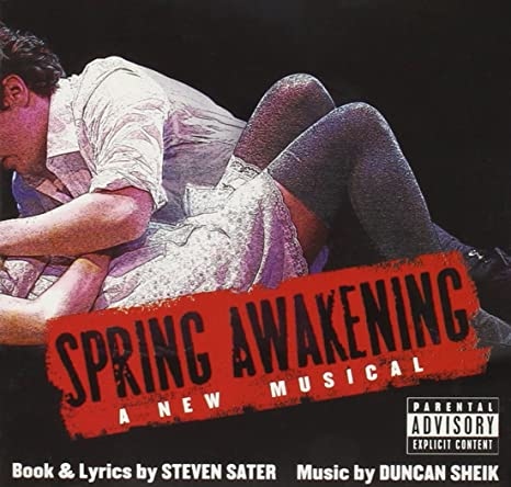 spring awakening album cover
